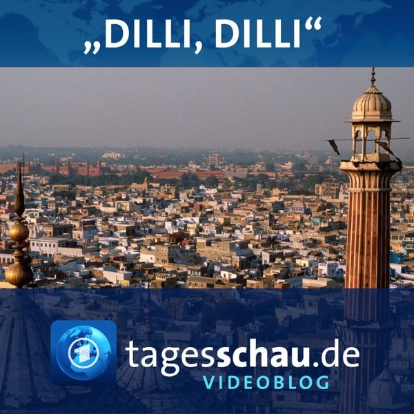 """""""Dilli, Dilli - Geschichten aus Delhi"""" (1280x720)   Videoblog tagesschau.de"""