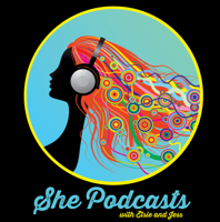 Podcast cover art for She Podcasts - The Podcast for Women Podcasters