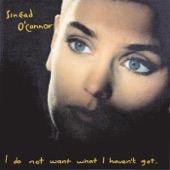 Sinéad O'Connor - Black Boys on Mopeds (2009 Remaster)