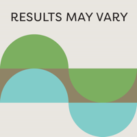 Podcast cover art for Results May Vary Podcast Podcast: Design Thinking for Living