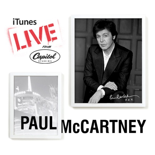 Paul McCartney - iTunes Live from Capitol Studios