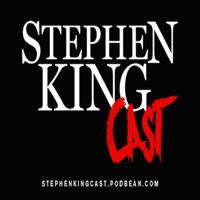 Podcast cover art for Stephen King Cast