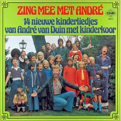 Zing mee met André (feat. Kinderkoor de Spettertjes) - Andre van Duin