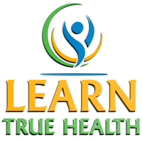 Podcast cover art for Learn True Health with Ashley James