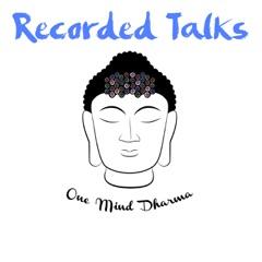 Recorded Talks