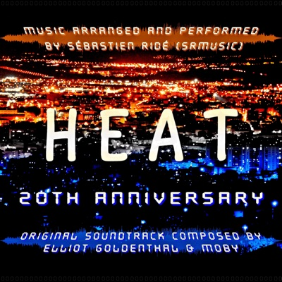 Heat 20th Anniversary - sebastien ride album