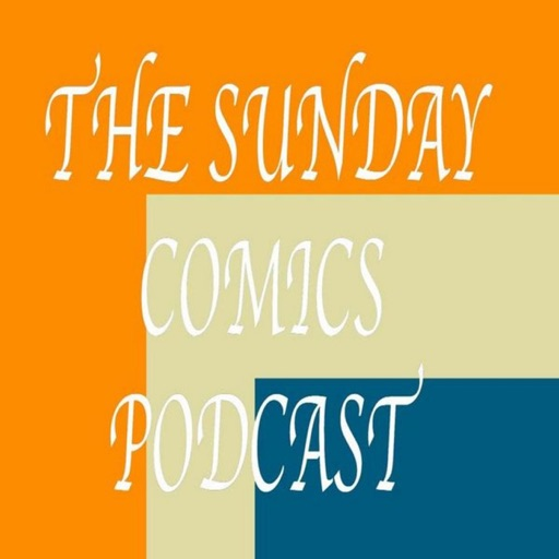 Cover image of The Sunday Comics Podcast