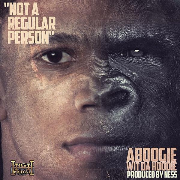 Not a Regular Person - Single album image