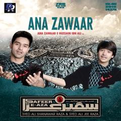 Ana Zawaar