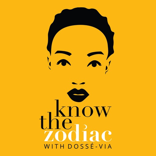 Cover image of KnowTheZodiac Podcast with Dossé-Via