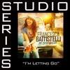 I'm Letting Go (Studio Series Performance Track) - EP