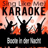 Boote in der Nacht (Karaoke Version)