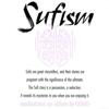 Osho - Meditations on Sufism artwork