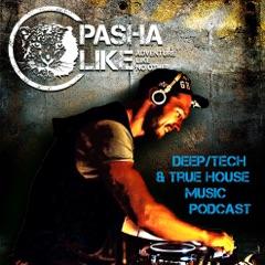 Deep, Tech & True House Music Podcast by Pasha Like