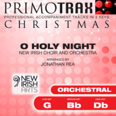 O Holy Night (Medium Key - Bb - without Backing Vocals - Orchestral Performance backing track)