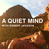 Podcast cover art for A Quiet Mind