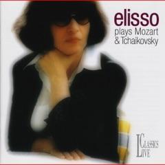 Mozart & Tchaikovsky: Elisso Plays Mozart & Tchaikovsky