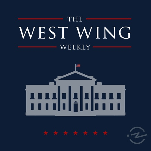 Cover image of The West Wing Weekly