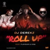 Roll Up (feat. Flavour & CDQ) - Single, Dj Derekz