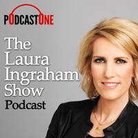 Podcast cover art for The Laura Ingraham Show Podcast