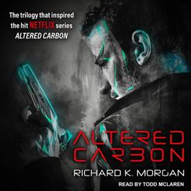Altered Carbon (Unabridged) audiobook