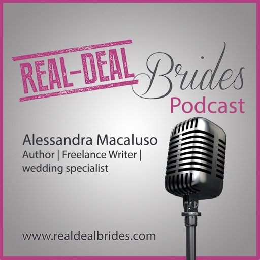 Cover image of Real-Deal Brides Podcast