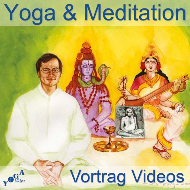 Yoga und Meditation - spirituelle Video Vorträge by Sukadev Bretz ...