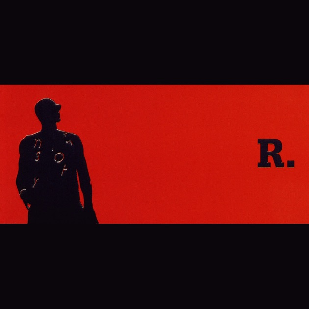 """""""R."""" by R. Kelly on iTunes"""