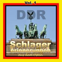 Various Artists - Schlagererinnerungen aus dem Osten - Hits der DDR, Vol. 1 artwork
