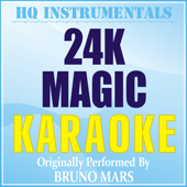 [Download] 24K Magic (Karaoke Instrumental) [Originally Performed by Bruno Mars] MP3