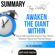 Ant Hive Media - Summary of Tony Robbins' Awaken the Giant Within: How to Take Immediate Control of Your Mental, Emotional, Physical and Financial Destiny! (Unabridged)