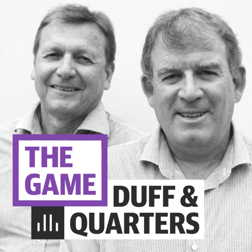 Cover image of The Game: AFL Podcast with Duff & Quarters