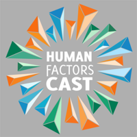 Podcast cover art for Human Factors Cast