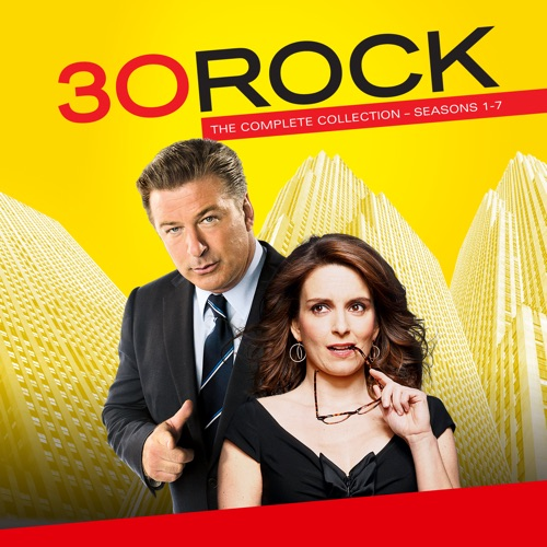 30 Rock: The Complete Series poster