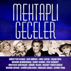 Mehtaplı Geceler - Various Artists Album Cover