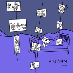 Mistake (Remixes) - Moby Album Cover