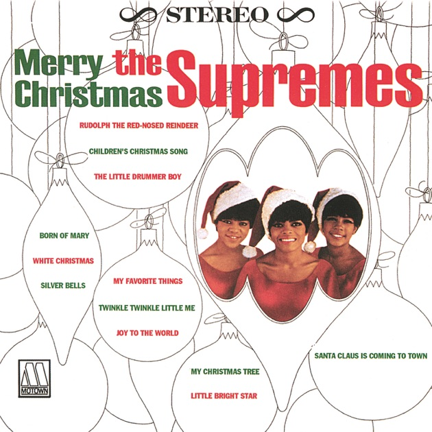 Merry Christmas by The Supremes on Apple Music