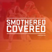 Podcast cover art for SEC: Smothered and Covered