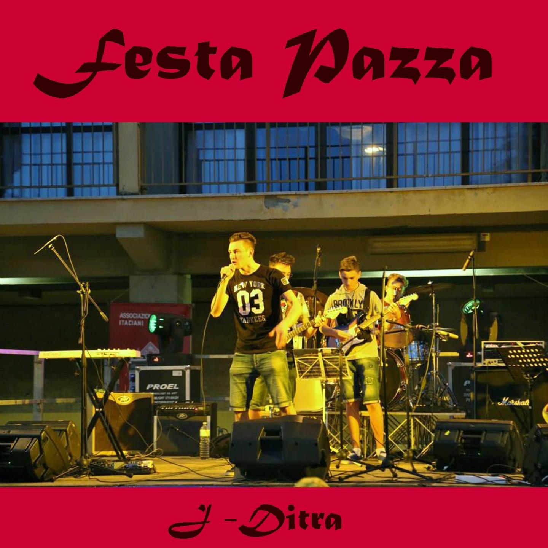Festa pazza (feat. Paolo Conti)