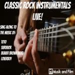 Classic Rock Instrumentals Live! - EP