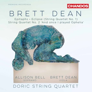 "Allison Bell & Doric String Quartet - String Quartet No. 2 ""And Once I Played Ophelia"": III. Fast, Agitated"