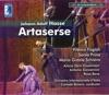Hasse: Artaserse, Franco Fagioli, Sonia Prina, Maria Grazia Schiavo, Ensemble Barocco dell'Orchestra Internazionale d'Italia & Corrado Rovaris