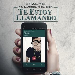Te Estoy Llamando (feat. Darkiel & El Sica) - Single Mp3 Download