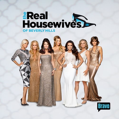 The Real Housewives of Beverly Hills, Season 5 poster