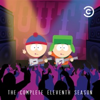 South Park, Season 11 (iTunes)