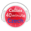 Collins - Czech in 40 Minutes: Learn to speak Czech in minutes with Collins (Unabridged) artwork