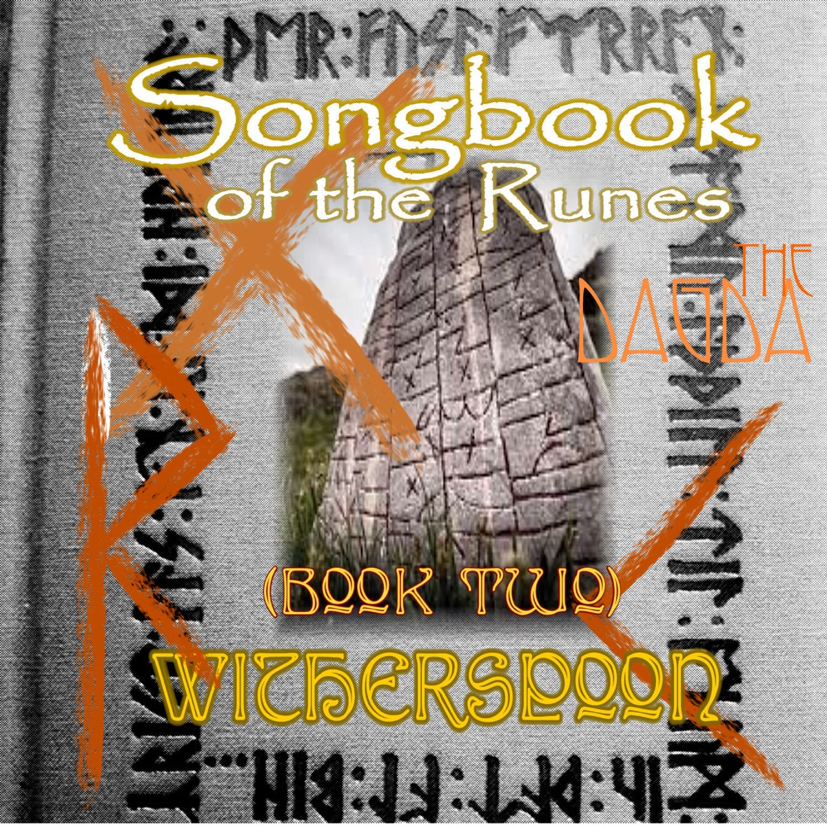 Songbook of the Runes Book Two - EP Witherspoon CD cover