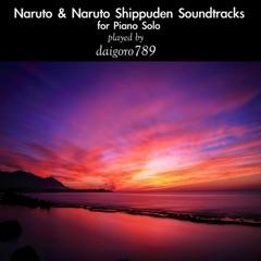 Naruto & Naruto Shippuden Soundtracks for Piano Solo