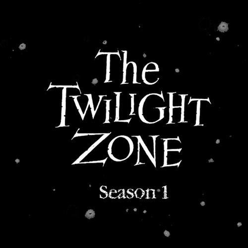 The Twilight Zone (Classic), Season 1 poster