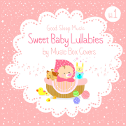 Sweet Baby Lullabies: Disney/Studio Ghibli and Children Songs - Good Sleep Music for Babies by Music Box Covers, Vol. 1 - Relax α Wave - Relax α Wave